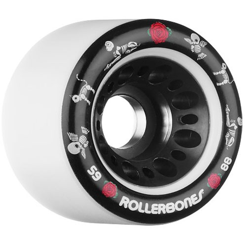 Rollerbones Day of the Dead Pet 59 Wheels - Click Image to Close